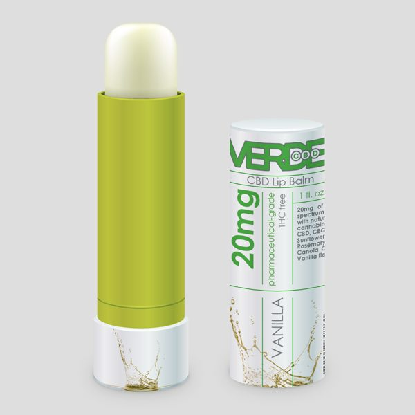 CBD Lip Balm Wholesale